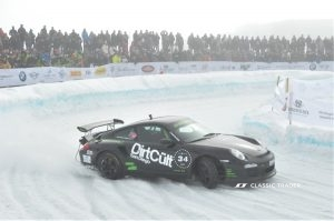 GP Ice Race 2020 - Porsche 911