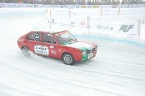 GP Ice Race 2020 - Alfa Romeo Alfasud