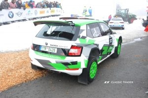 GP Ice Race 2020 - Skoda R5 WRC
