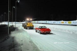 GP Ice Race 2020 - Chevrolet Corvette