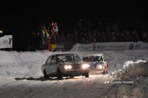 GP Ice Race 2020 - BMW E21 , VW Golf 1 GTI