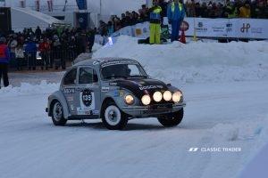 GP Ice Race 2020 - VW Käfer Salzburg Racing