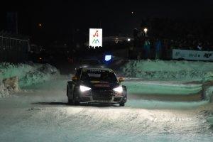 GP Ice Race 2020 - Audi S1 Rallye