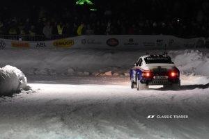 GP Ice Race 2020 - Porsche 911 Rothmans