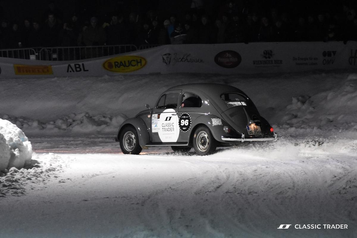 GP Ice Race 2020 - VW Käfer Classic Trader
