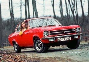 Erhard Schnell Opel Ascona A