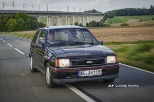 Erhard Schnell Opel Corsa GSi