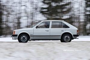 Erhard Schnell Opel Kadett D
