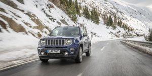 Kolumne Zeitsprünge | Jeep Renegade