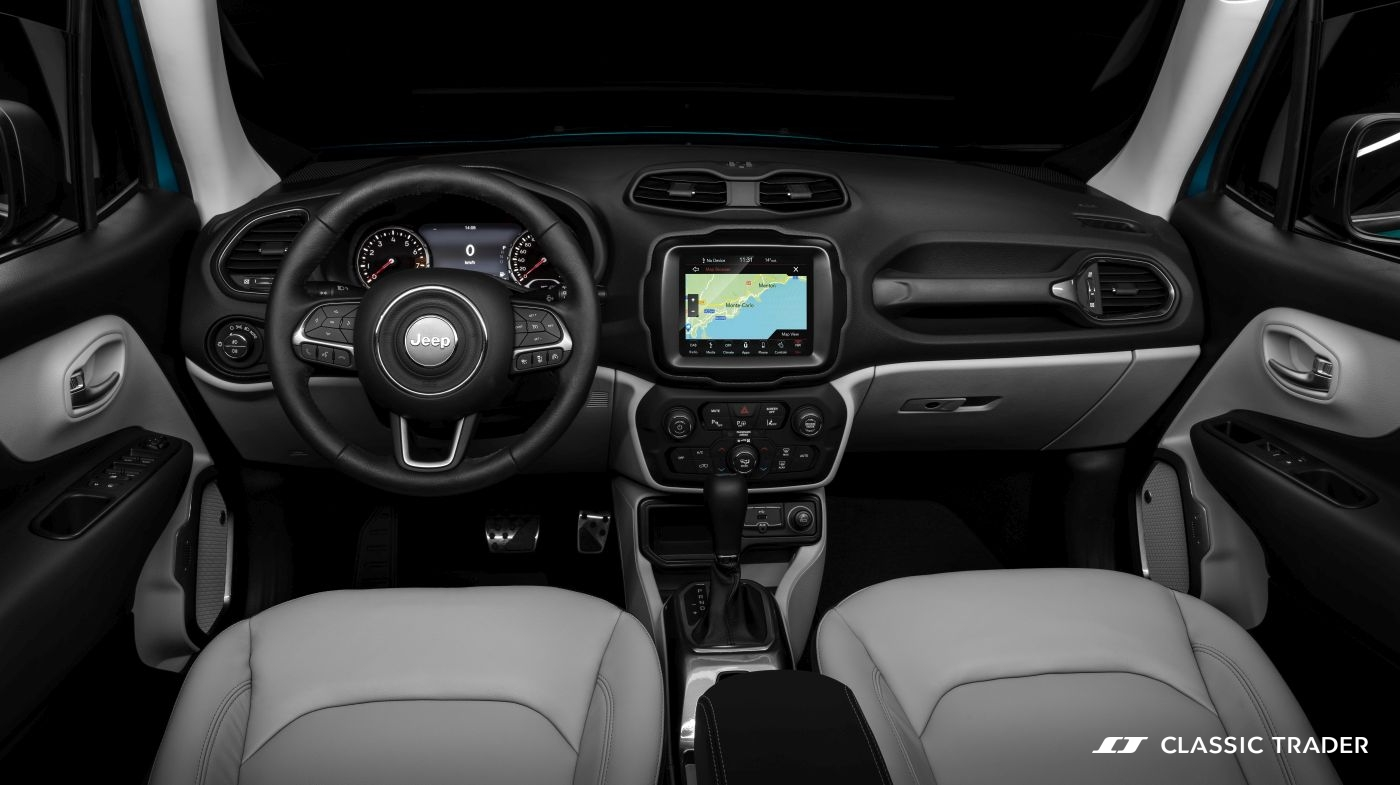 Jeep Renegade Limited (2)
