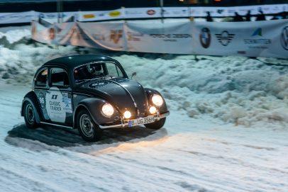 GP Ice Race 2020 - VW Käfer
