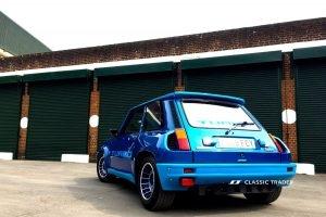 1981 Renault Turbo 1 back