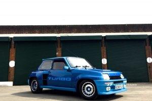 1981 Renault Turbo 1 side