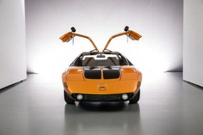 Alternative Antriebe Mercedes-Benz C 111 (6)