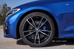 BMW 330i G20 Detail Reifen