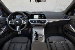 BMW 330i G20 Interieur 1