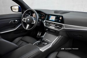 BMW 330i (G20) Interieur 2