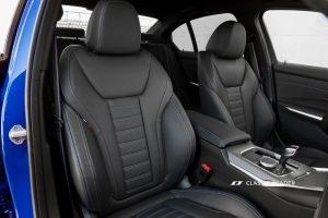 BMW 330i G20 Detail Sitze