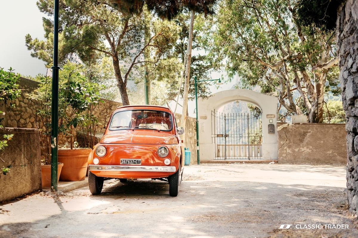OCC Oldtimer-Versicherung Fiat 500