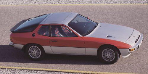 Kolumne Zeitsprünge | Porsche 924 Turbo – Der Kleine schockt die Großen