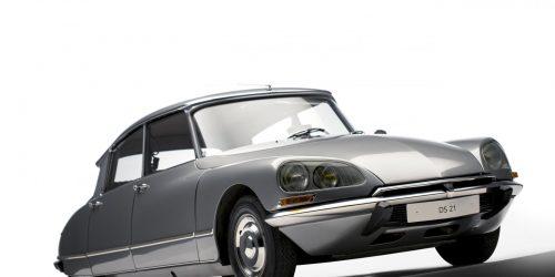 Wertstabile Klassiker Vol. 2 – Citroën DS Chapron und Usine: Die Göttin in seltener Offenheit