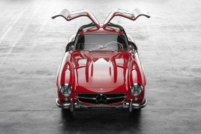 Mercedes-Benz 300SL 22