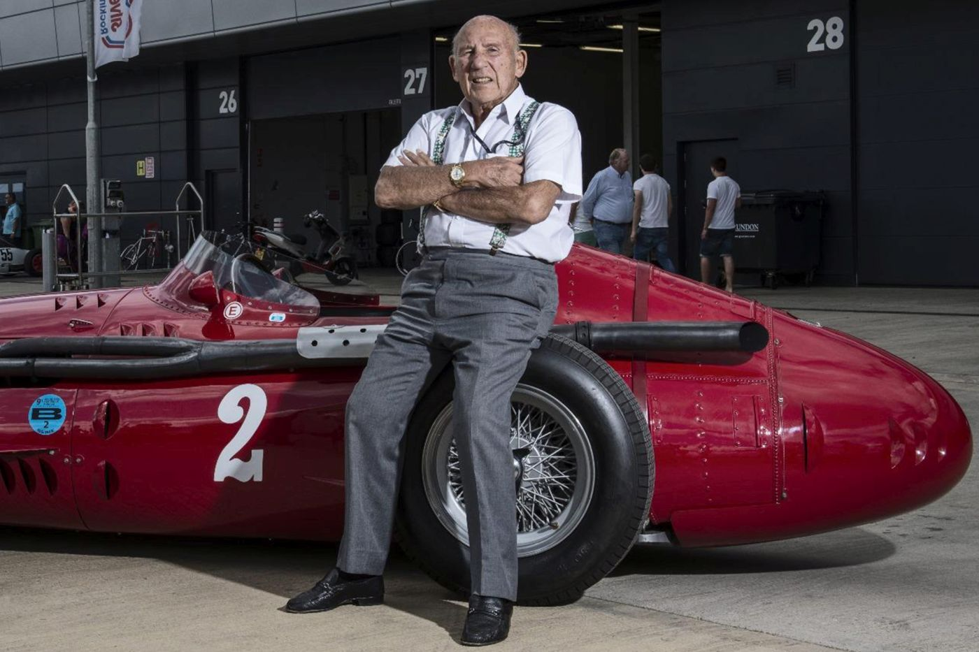 Sir Stirling Moss Maserati (1)