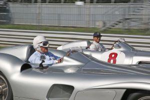 Sir Stirling Moss Lewis Hamilton Mercedes-Benz W 1 (3)