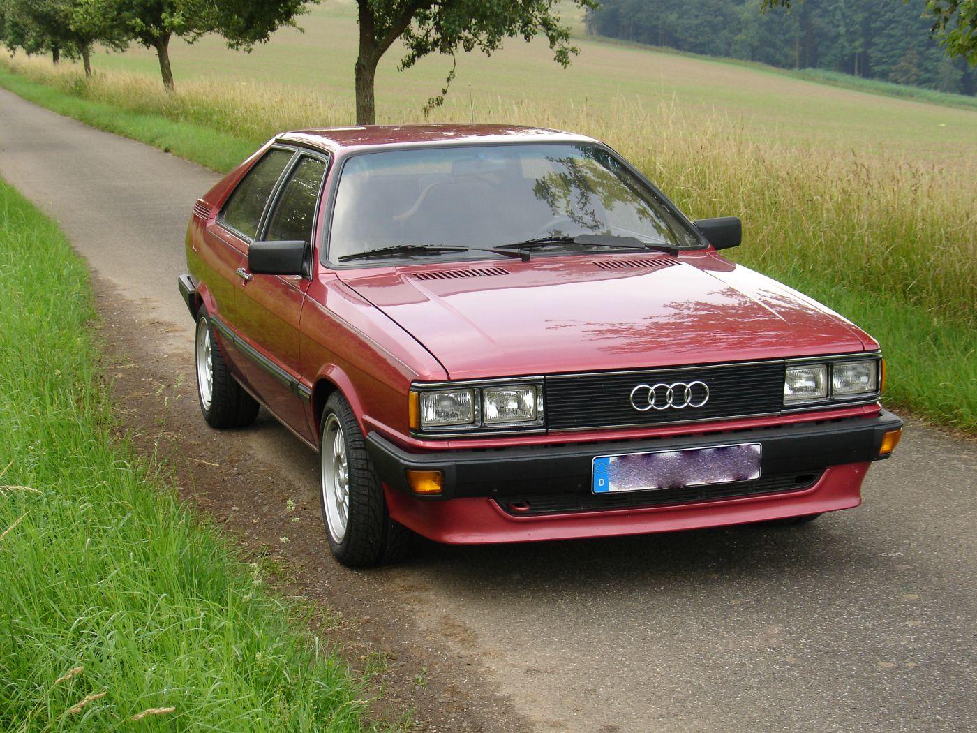 Audi Coupé B2 (17)