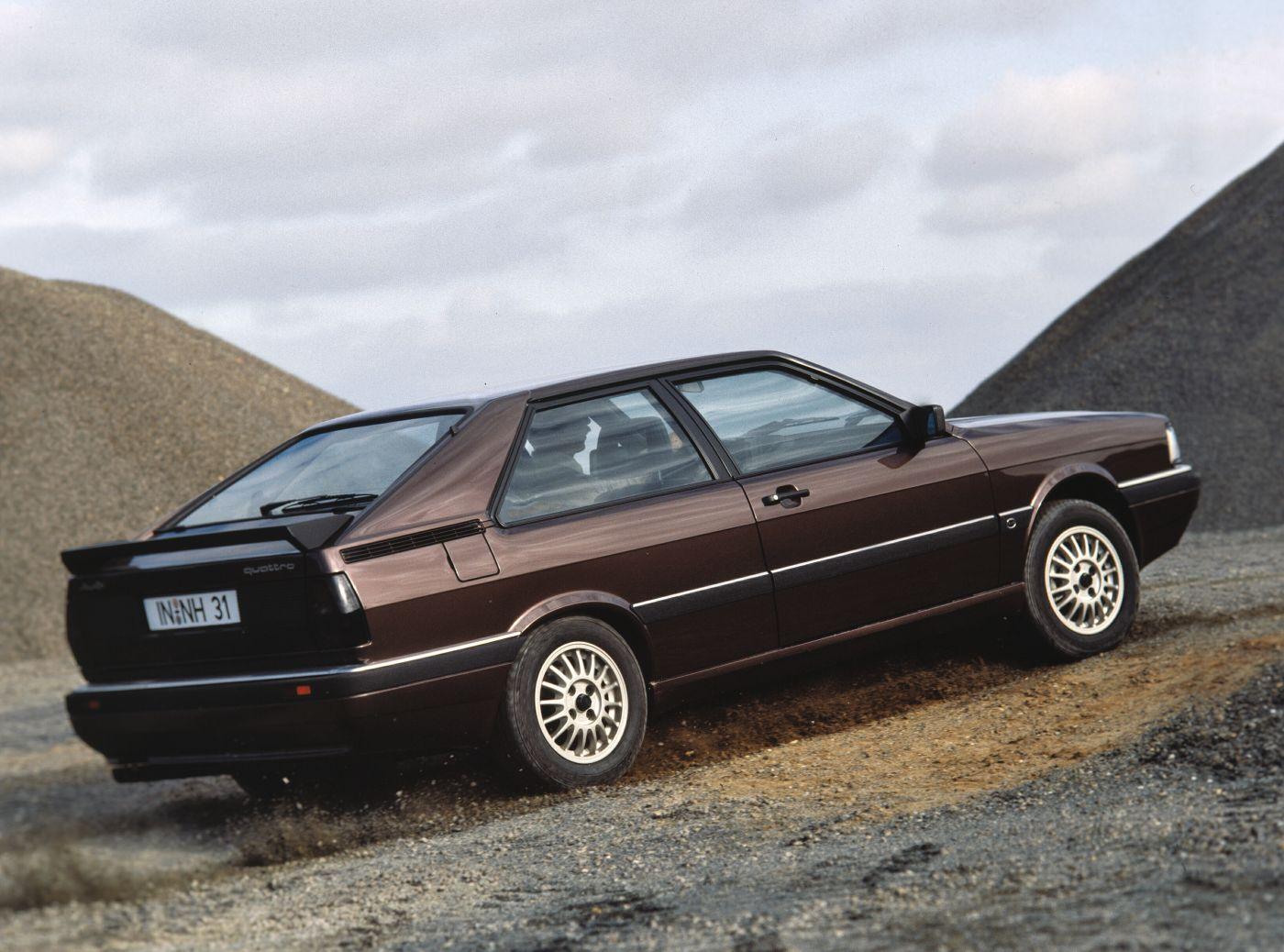 Audi Coupé B2 (3)