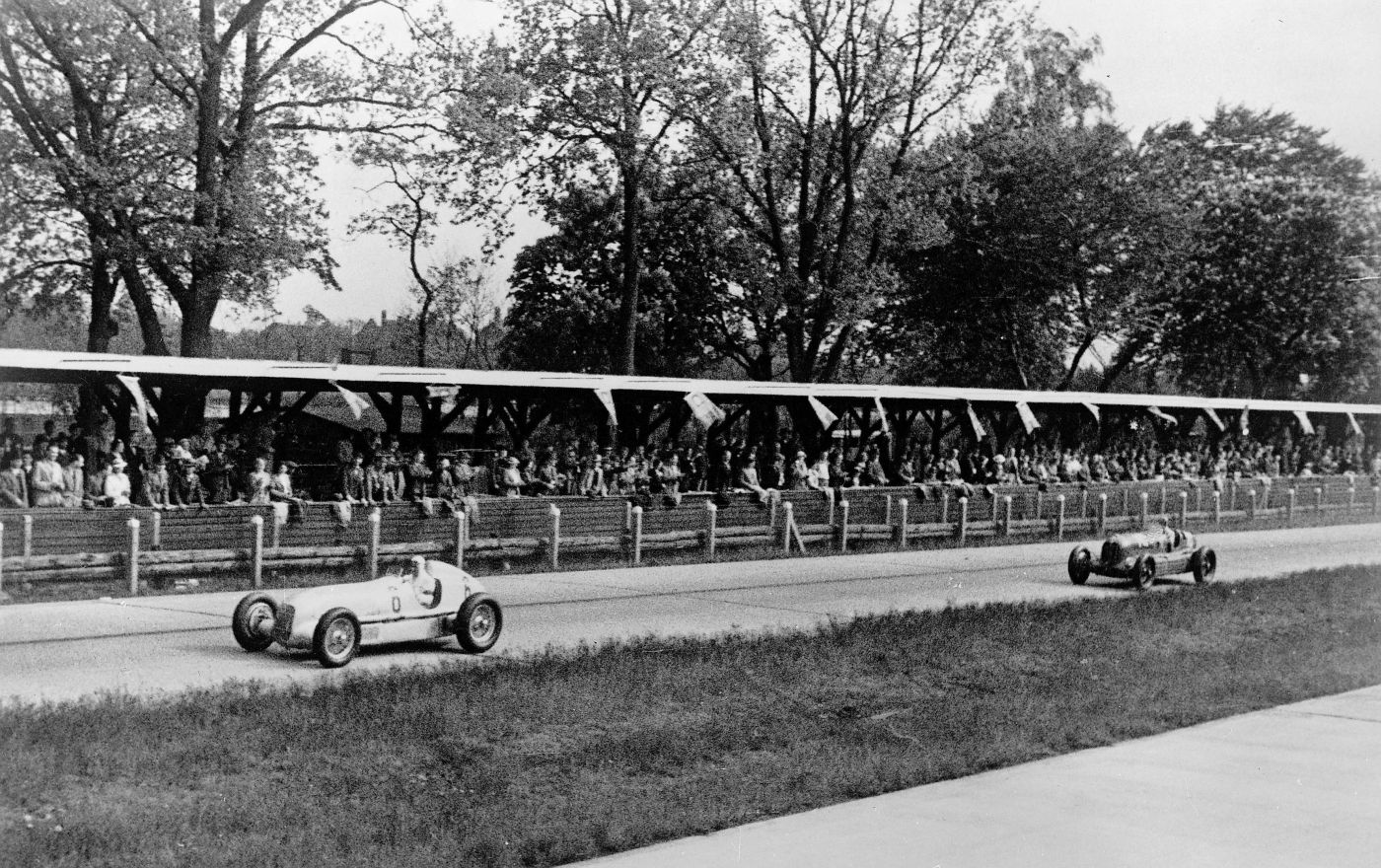 Eröffnung der AVUS 1935 (4)