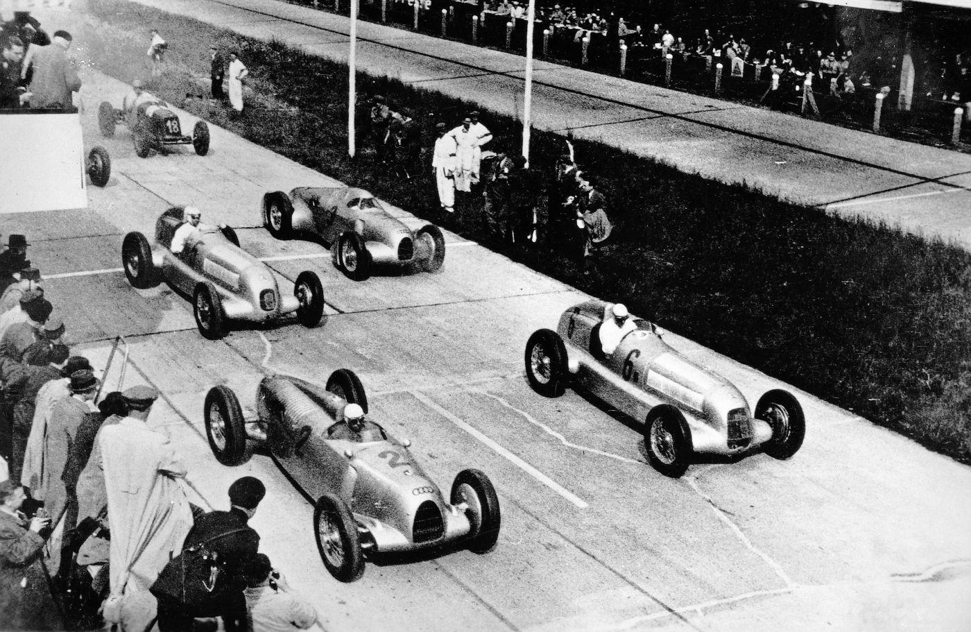 Eröffnung der AVUS 1935 (5)