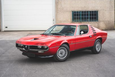 Alfa Romeo Montreal rot (12)