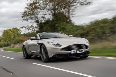 Aston Martin DB 11 Volante (18)