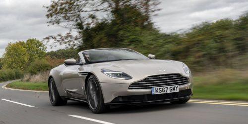 Kolumne Zeitsprünge | Aston Martin DB 11 Volante