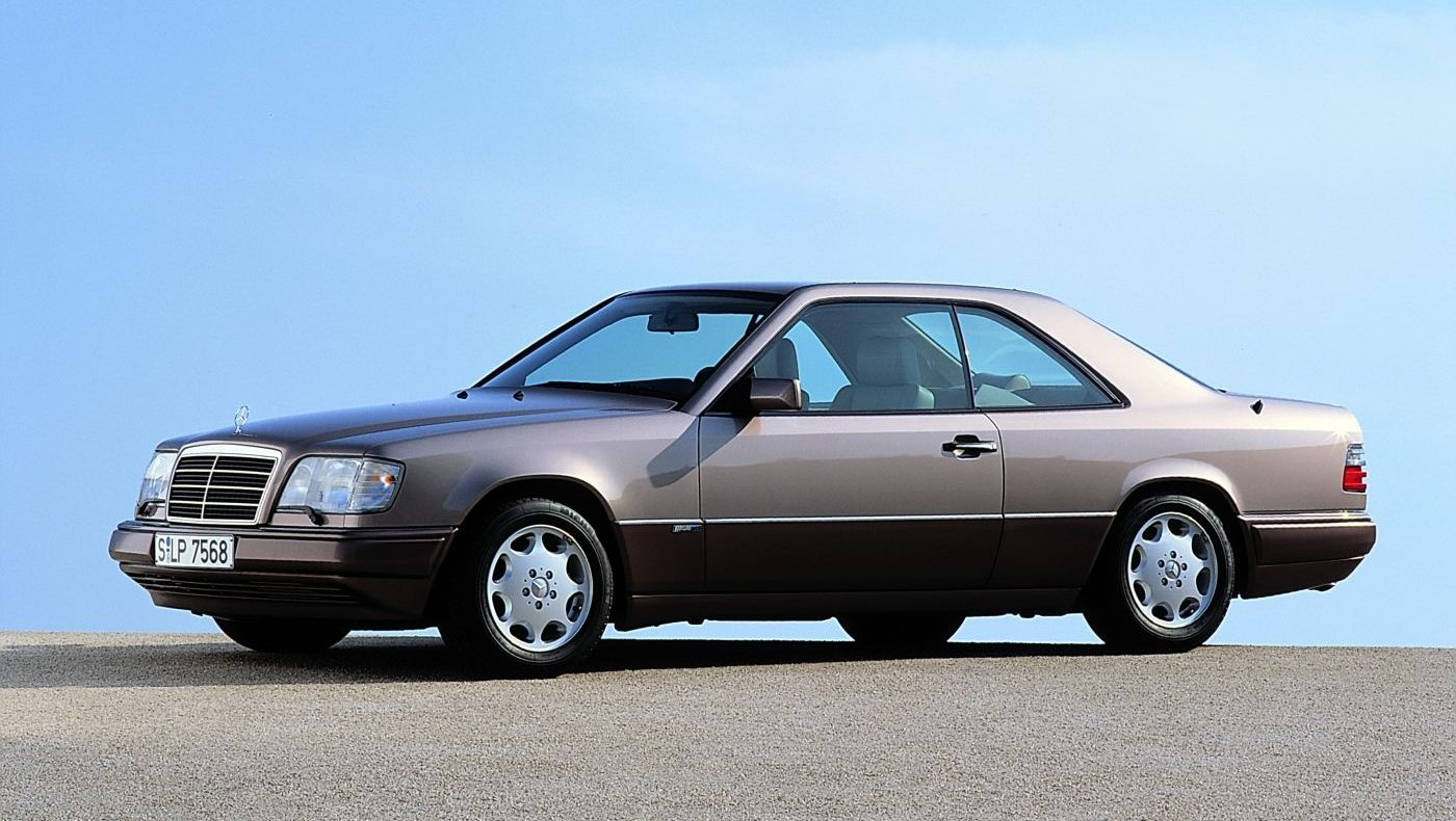 Mercedes-Benz C 124 Coupe (12)