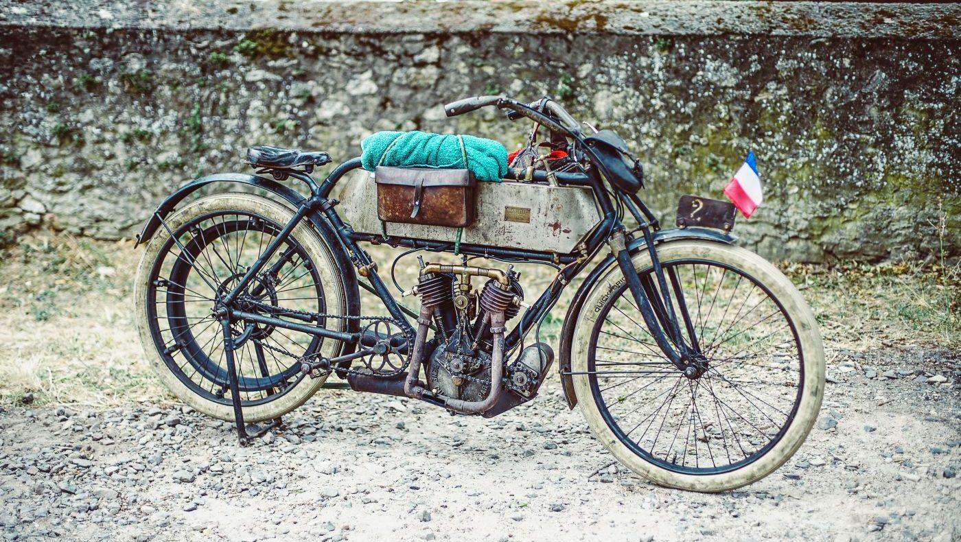 Motorräder bis 1949 (26)