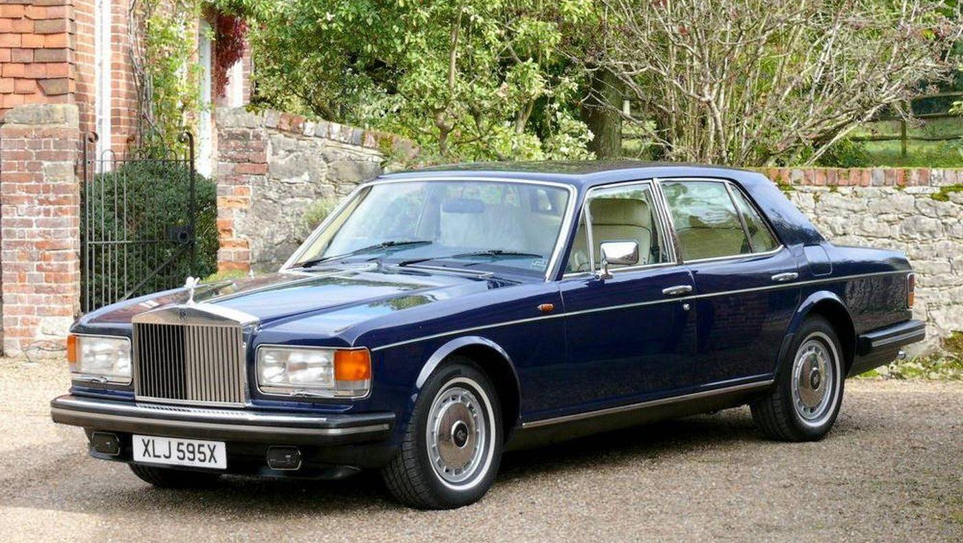 Rolls-Royce Silver Spirit (30)