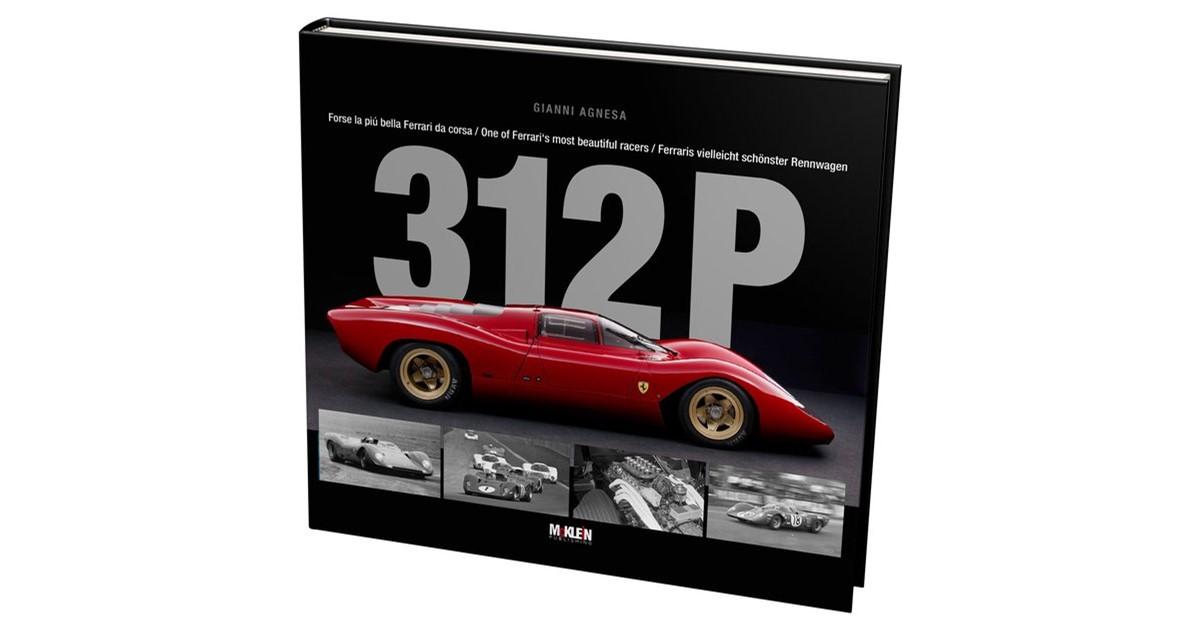 Ferrari 312 P Gianni Agnesa