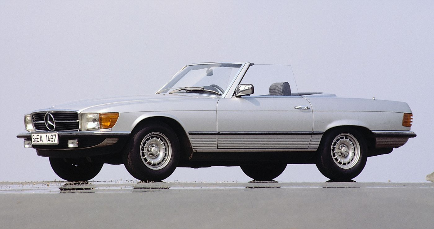 Mercedes-Benz 380 SL R 107 (3)