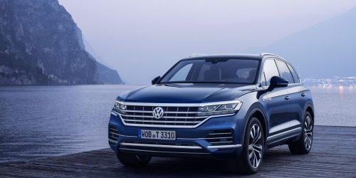 Kolumne Zeitsprünge | Volkswagen Touareg V6 TSI 4Motion