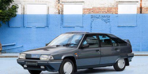Kolumne Zeitsprünge | Citroën BX – Ein Franzose mit Charakter