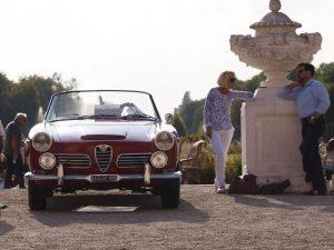 Classic-Gala Schwetzingen 2020 Alfa Romeo Giulia Spider