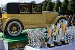 Classic-Gala Schwetzingen 2020 Pokale