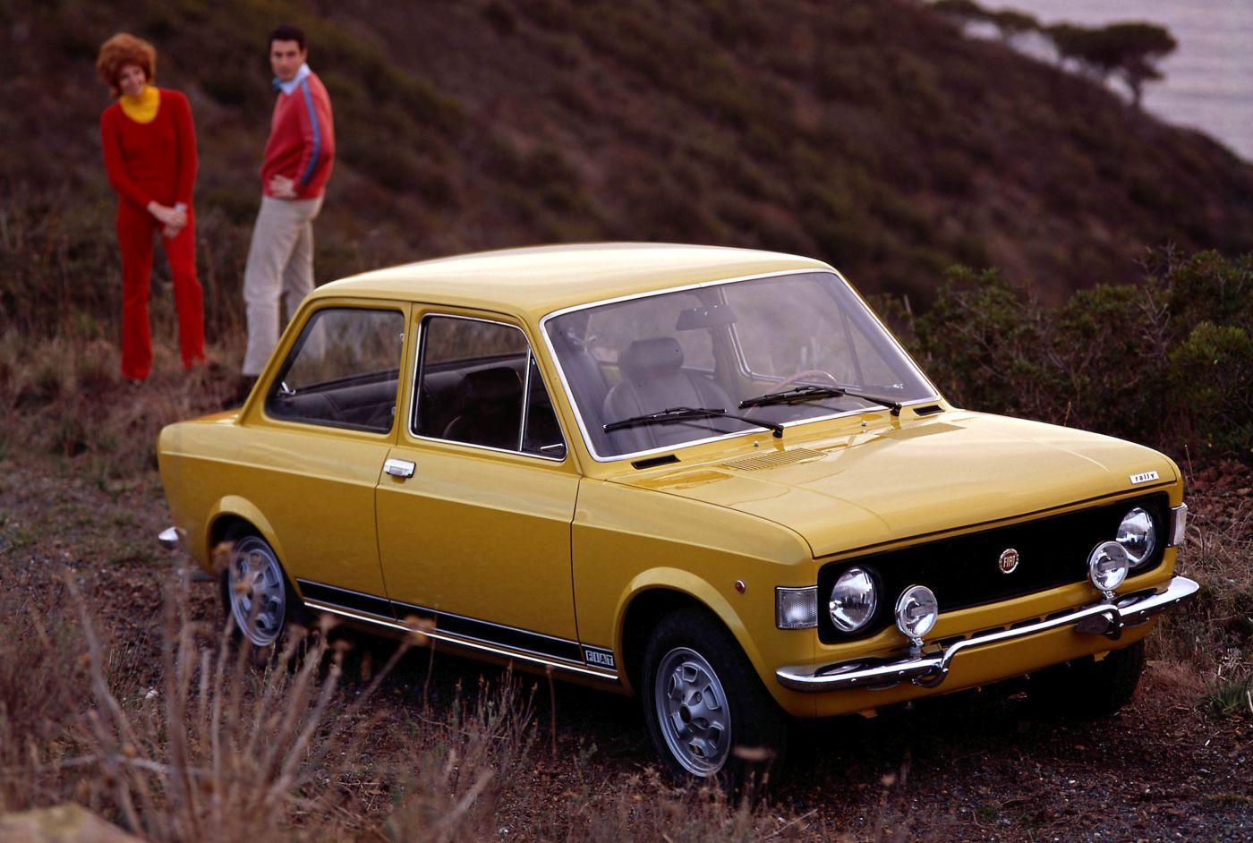 FIAT 128 Rally 1972 Abarth