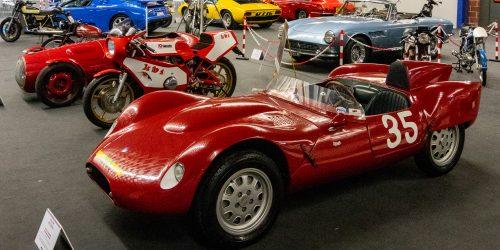 Modena Motor Gallery –Die Vergangenheit trifft auf die Zukunft