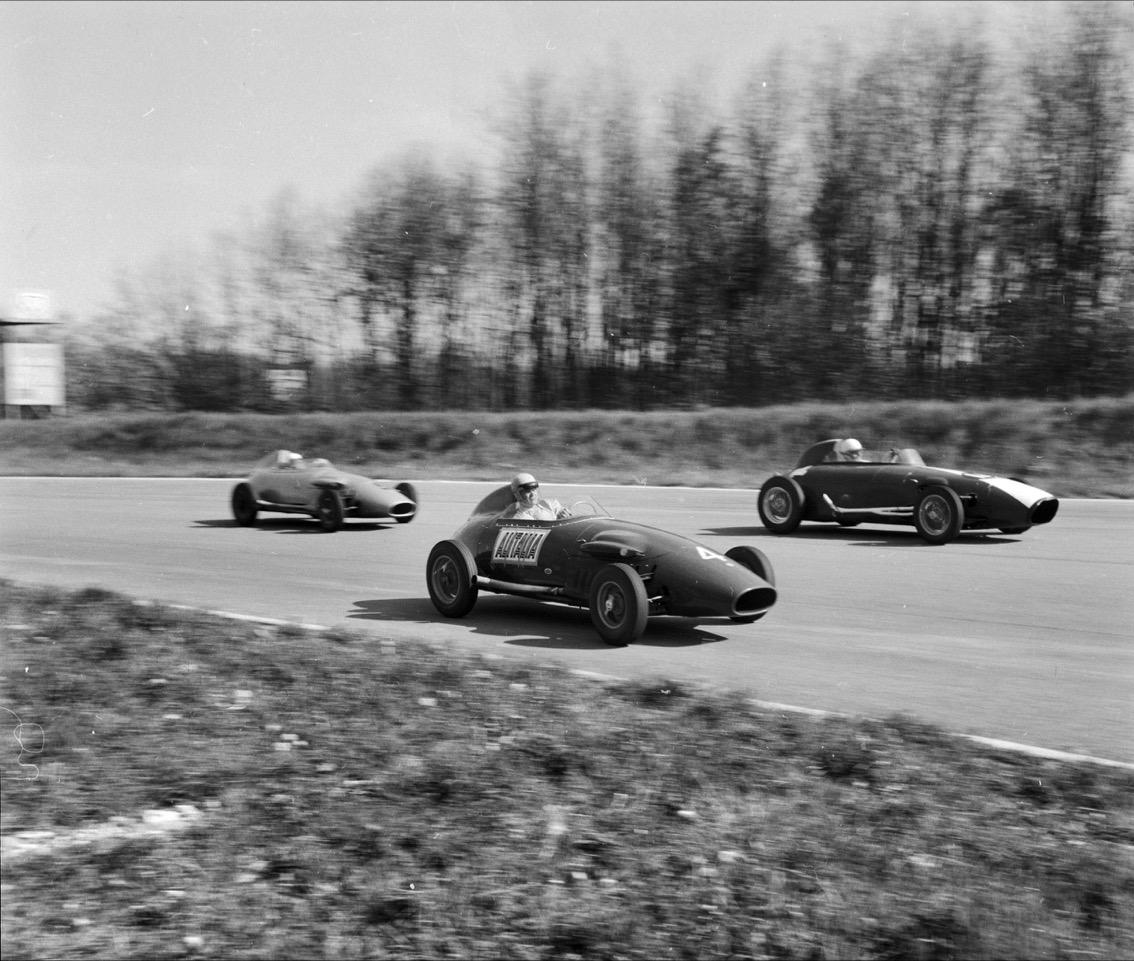 Modena Motor Gallery Corsa Monza 1958