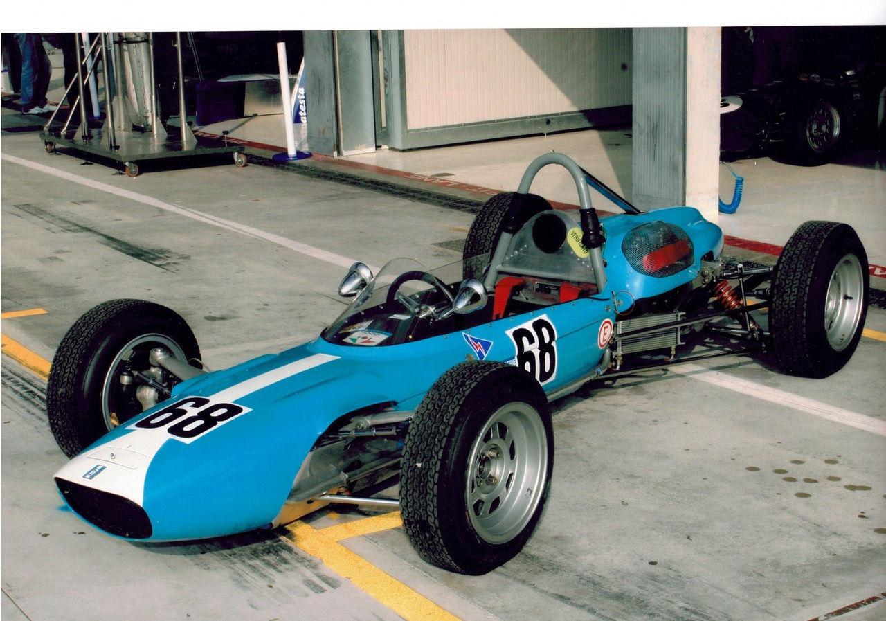 Modena Motor Gallery De Tomaso Junior 1962