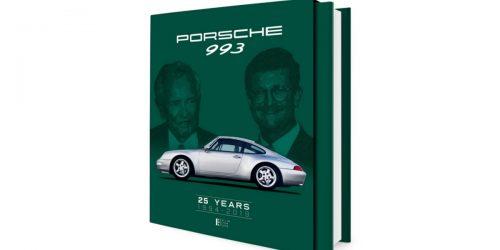 Buchtipp | Porsche 993 – 25 Years 1994 – 2019 – Der Letzte seines Stammes