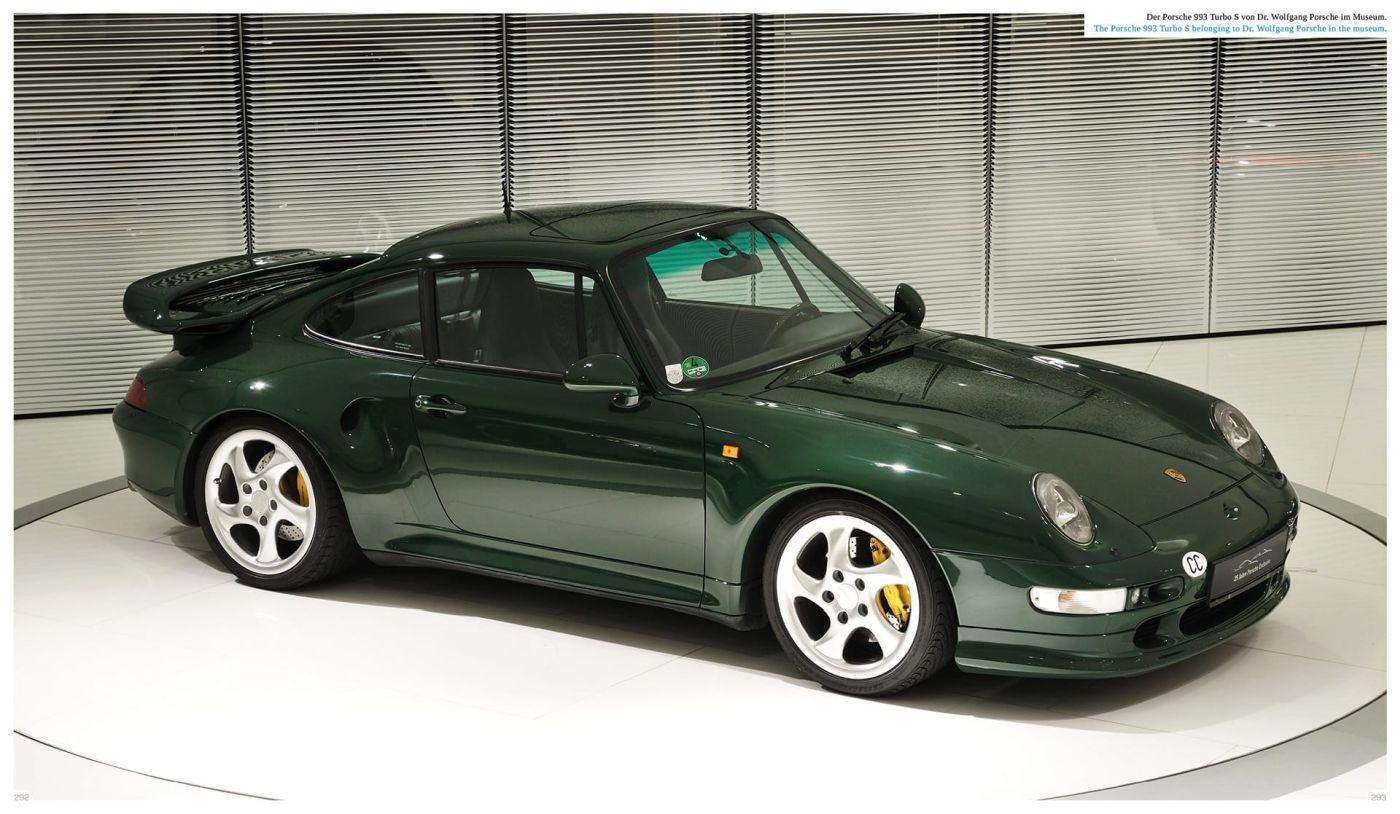 Porsche 993 – 25 YEARS 911 Wolfgang